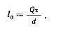 Длина рабочей части фильтра /о (в м) для более мощных водоносных пластов определяется по формуле